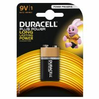 Duracell PP3 MN1604  9v Alkaline battery From £2.49 EX VAT Buy Online from The Battery Shop